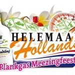 Helemaal Hollands Plankgas Meezingfeest