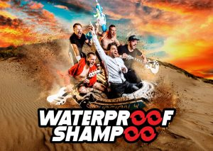 Waterproof Shampoo