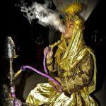 Aladdin's Waterpijpenterras
